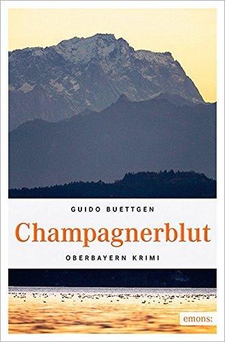 Buchseite und Rezensionen zu 'Champagnerblut ' von Guido Buettgen
