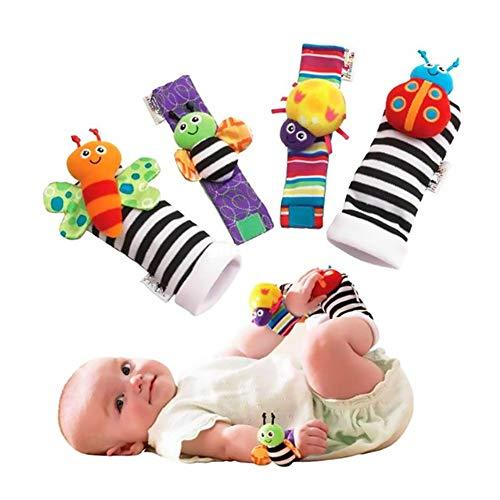 Infantil YaptheS 4 piezas animal bebé muñeca muñeca