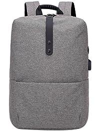 705b0e2330 zycShang Sac à dos-Sac de voyage-Double sac à bandoulière-Sacs portés  épaule-Sac multifonctionnel multifonctionnel d'ordinateur…