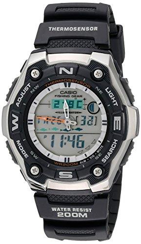 Casio AQW101-1ACF  Analog-Digital Watch For Unisex
