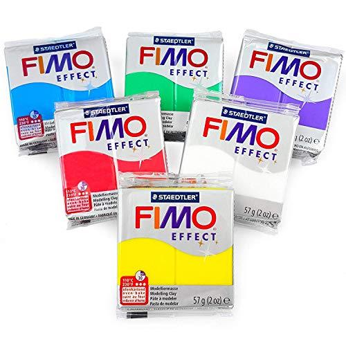 Efecto Fimo Polímero Horno Arcilla Moldear - 57g