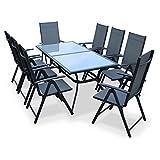 Alice's Garden - Conjunto de mesa y sillas de jardín ...