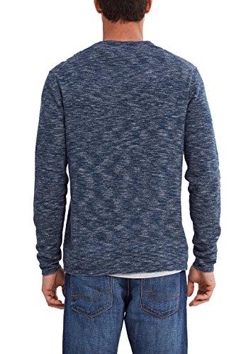 ESPRIT Herren Pullover 047ee2i001 Blau (Navy 400)