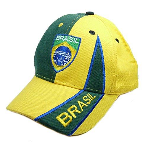 brasilien-brasil-cap-basecap-hut-schildmutze