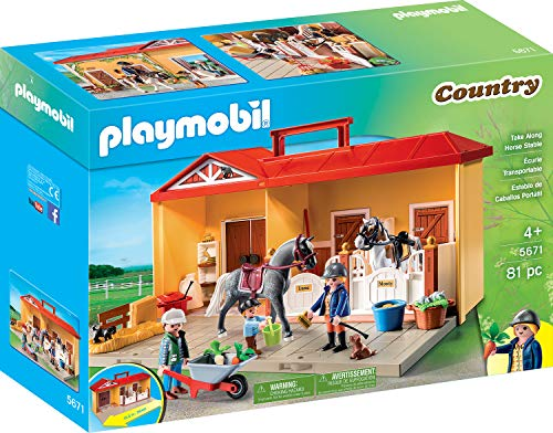 Playmobil 5671 Country Spielzeug, Rollenspiel, bunt, one Size