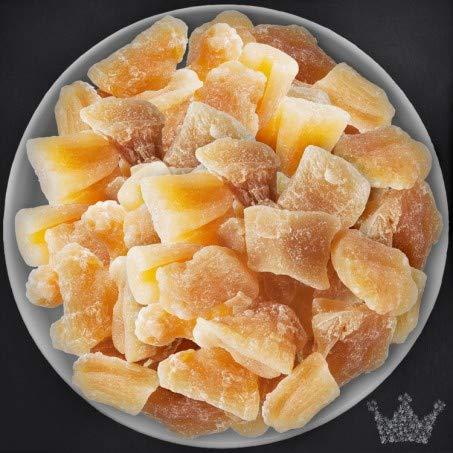 Ingwer Würfel, Stücke, 200g, Trockenfrüchte, hoch aromatisch, scharf,...