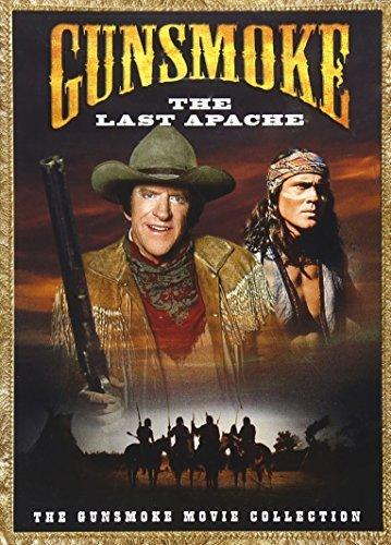 Gunsmoke - The Last Apache by James Arness