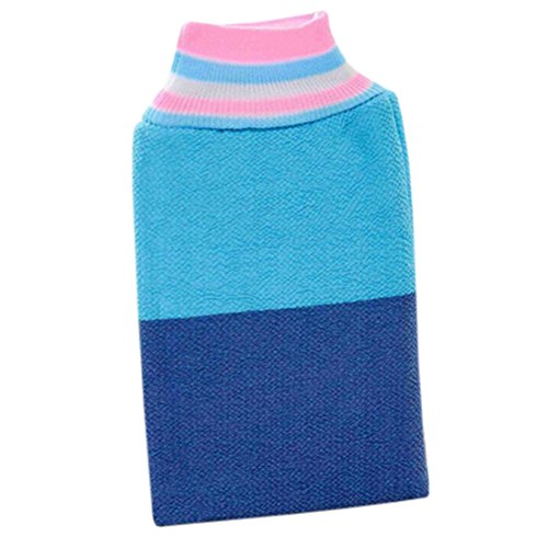 Bath Loofah éponge épurateur éponge forte Gant de toilette de bain serviette K