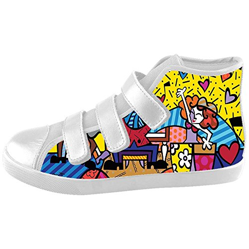 Dalliy Romero Britto Kids Canvas shoes Schuhe Footwear Sneakers shoes Schuhe A