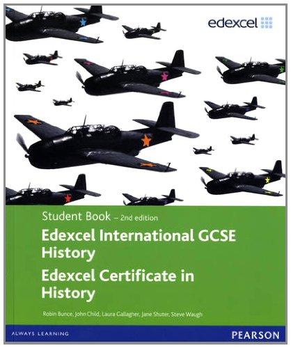 Edexel international GCSE history student book. Con espansione online. Per le Scuole superiori (Edexcel International GCSE)