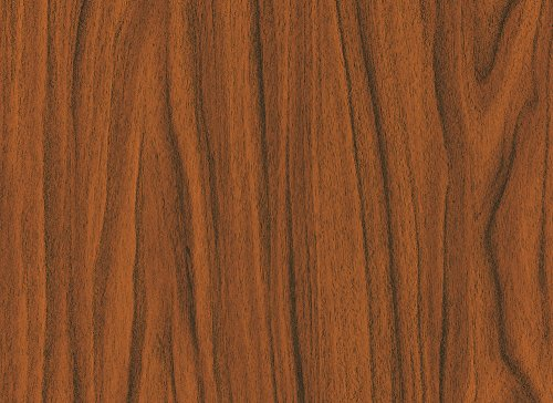 alkor DecoDesign F3800037 Selbstklebefolie, Folienmaß 45 x 200 cm, Dicke 0,11 mm, braun