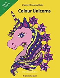 Unicorn Colouring Book: Colour Unicorns: 25 Beautiful Unicorns to Colour, Unicorn for girls, Unicorn gifts, Colouring Unicorn book, Unicorn colouring, ... 9 (Beginner colouring books for Adults)
