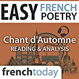 Chant d'Automne (Easy French Poetry): Reading & Analysis