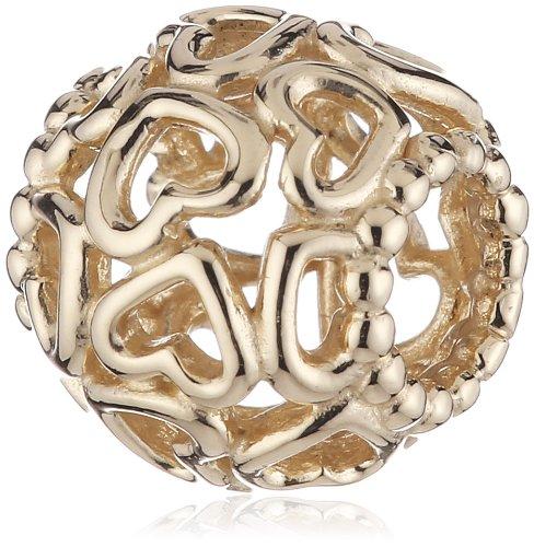 Pandora Damen-Bead 14 Karat 585 Gelbgold 750964