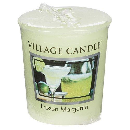 Zitrus-meersalz (Village Candle Gefrorene Margarita Votive Duftkerze 57 g Wachs grün 5.6 x 4.5 x 5.5 cm)