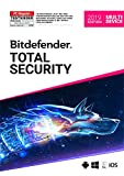 Bitdefender Total Security Multi Device 2019 - Inkl. VPN - 2 Jahre / 5 Ger�te f�r Multi Plattform (PC, Mac, Android und iOS) Bild