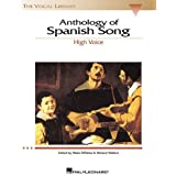 Anthology of Spanish Song (Vocal Library)