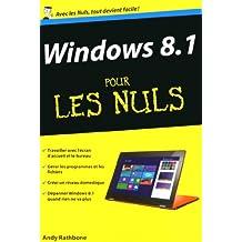 Windows 8.1 Poche Pour les Nuls (POCHE NULS) (French Edition)