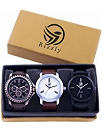 Watches for Boys/Watches for Mens/Watch for Boy/Watch for Men Stylish/Watch for Kids Boys Analogue White Dial Offers (05-20-21)