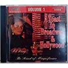 Toast to Broadway & Hollywood by 101 Strings (1995-04-16)