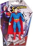 NJ Croce DC3951 - Dc Comics Superman Personaggio Snodabile, Classic