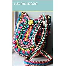 Crochet pattern boho bag 166 (English Edition)