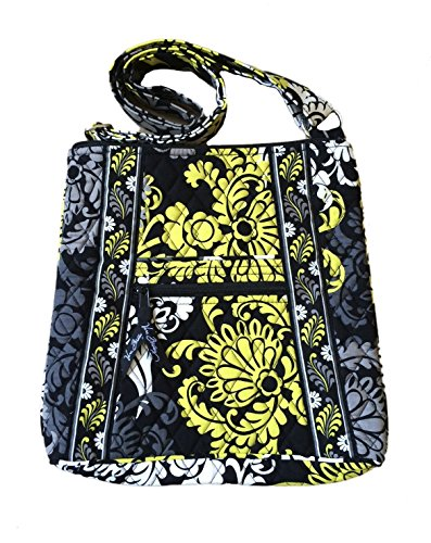 Vera Bradley Hipster Baroque with Black Interior