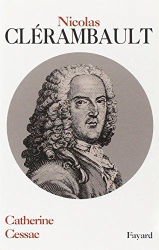 Nicolas Clérambault par Catherine Cessac