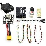 RadioLink Mini PIX M8N GPS Flugsteuerung Schwingungsdämpfung durch Software Atitude Halten für RC Racer Drone Multicopter Quadcopter (Mini PIX +Mini GPS)