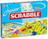 Mattel - Junior  Scrabble. Zwei Spiele in einem!