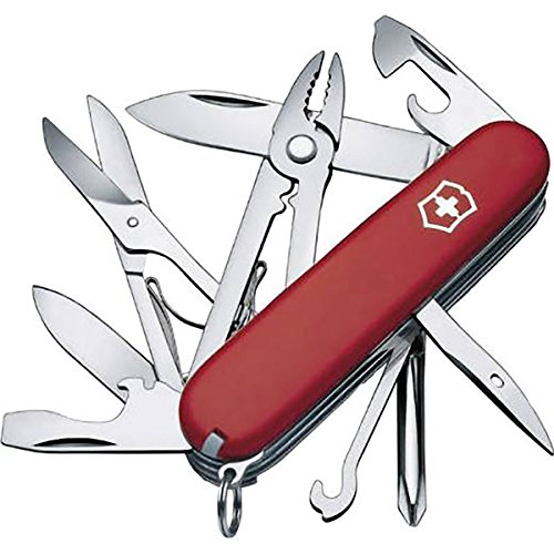 Victorinox Deluxe Tinker Couteaux Suisse Multifonctions Mixte
