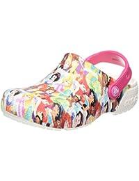 Crocs Funlab Disney Princess Clog, Zuecos para Niñas