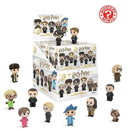Funko 31021 Blind Box 3: PDQ (CDU 12) Harry Potter S5 Mystery Mini, Multi, Standard