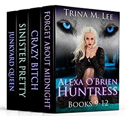 Alexa OBrien Huntress Books 9-12 Box Set (English Edition) eBook ...