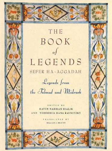 The Book Of Legends: (Sefer Ha-aggada) - Legends from the Talmud and Midrash par From Random House Inc