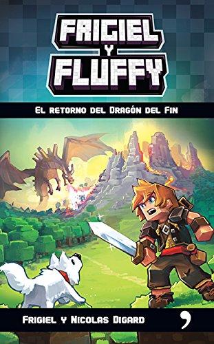 Minecraft. Frigiel y Fluffy por Frigiel