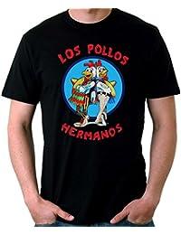 35mm - Camiseta Niño Los Pollos Hermanos - Breaking Bad