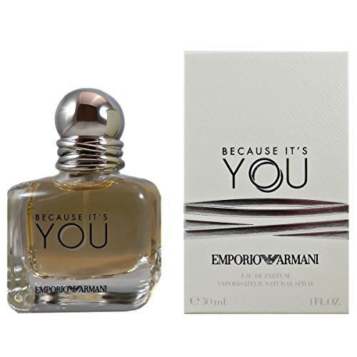 emporio armani because it s you Emporio Armani Giorgio Armani Armani Collezioni Eau de Parfum Because it's you, 30 ml
