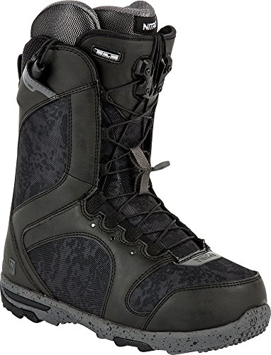 Nitro Snowboards Damen Boots Monarch TLS 16, Black/Camo, 24.5, 1161848342 (Camo Winter Boot)