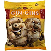 The Ginger People Gin Gins Double Strength Hard Ginger Candy 150g preisvergleich bei billige-tabletten.eu