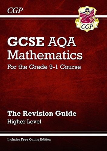 New GCSE Maths AQA Revision Guide: Higher - for the Grade 9-1 Course (with Online Edition)