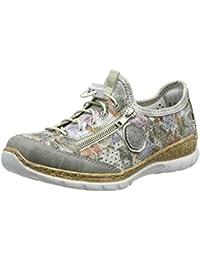 9db41dd37e1 Amazon.fr   Rieker - Baskets mode   Chaussures femme   Chaussures et ...