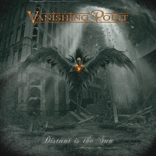 Vanishing Point: Distant Is the Sun (Audio CD)