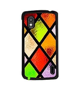 printtech Church Glass Window Back Case Cover for LG Nexus 4, LG Mako :: LG Nexus 4 E960