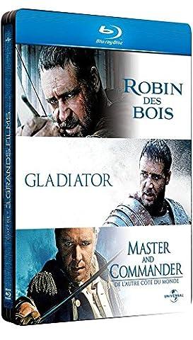 Russell Crowe - 3 grands films : Robin des Bois
