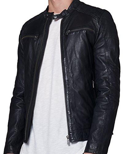 Goosecraft Herren Jacke Jacket965 Schwarz (Black)