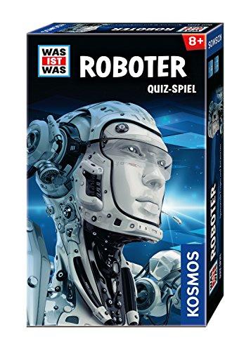KOSMOS Spiele 711368 - WAS IST WAS - Roboter