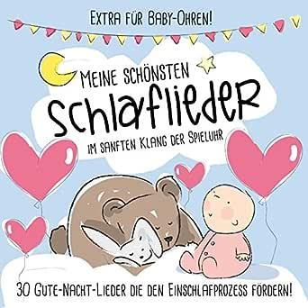 """Spieluhr /""""La Le Lu/""""Kinderlied Musik für Babies Musikspielwerk"""