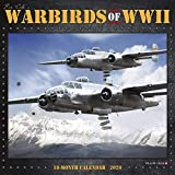 WARBIRDS OF WWII 2020 WALL CAL