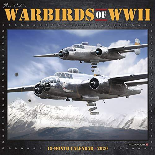 Warbirds of WWII 2020 Wall Calendar